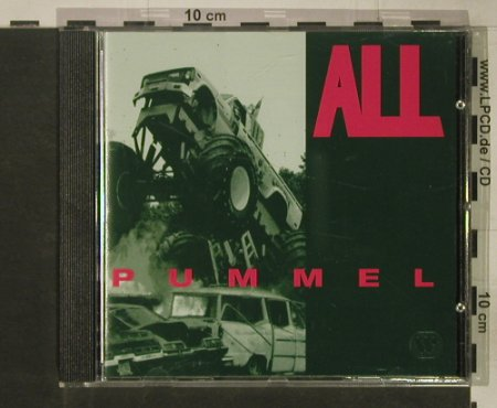 ALL: Pummel, Interscope(), D, 1995 - CD - 57640 - 10,00 Euro