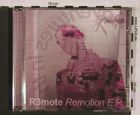 R3mote: Remotion E.P., R.G.C(007), UK, 03 - CD - 58061 - 5,00 Euro