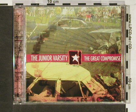 Junior Varsity: The Great Compromise, Victory(VR313), US, co,  - CD/DVD - 58456 - 10,00 Euro