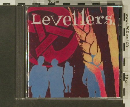 Levellers: Same, China(), D, 1993 - CD - 58475 - 7,50 Euro