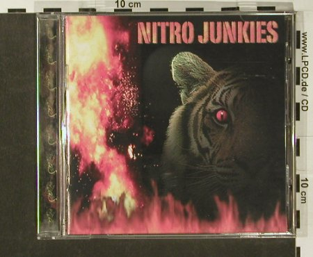 Nitro Junkies: Same, Riot(), , 01 - CD - 58722 - 4,00 Euro