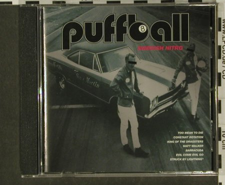 Puffball: Swedish Nitro, Burning He(), S, 99 - CD - 59323 - 5,00 Euro
