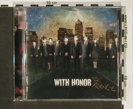 With Honor: This Is Our Revenge, 11 Tr.Promo,Co, Victory(VR276), US, 2005 - CD - 59333 - 5,00 Euro