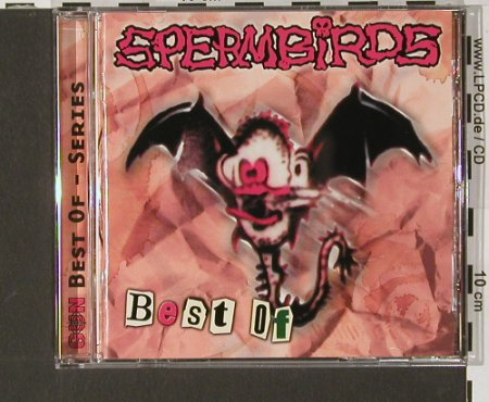 Spermbirds: Best Of,19Tr., Gun(), EEC, 99 - CD - 59361 - 10,00 Euro