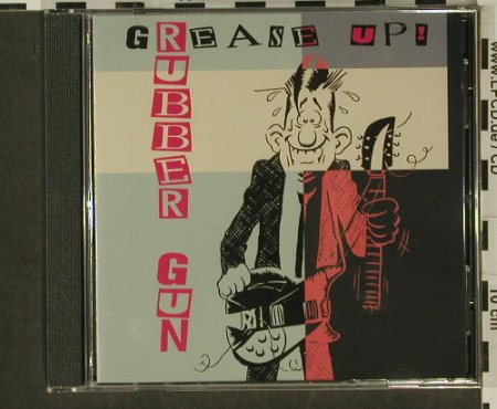 Rubber Gun: Grease Up!, Knock Out Rec.(), D,  - CD - 59363 - 5,00 Euro
