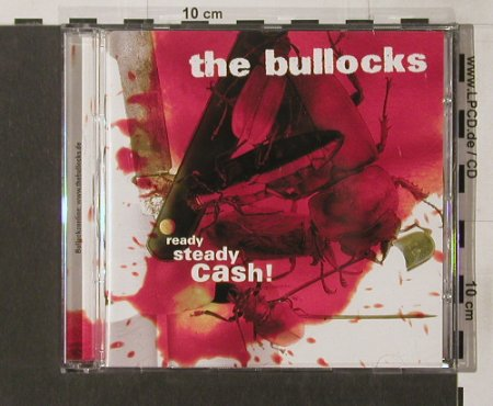Bullocks: Ready Steady Cash!, Wolverine(), D, 03 - CD - 59471 - 5,00 Euro