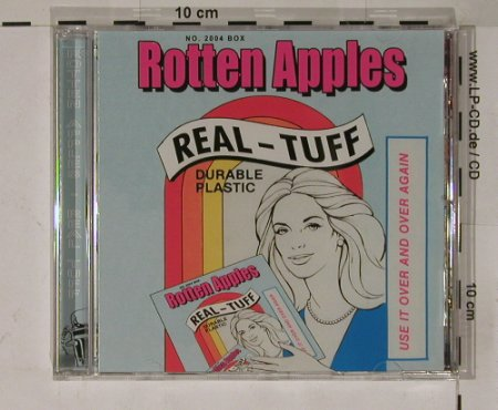 Rotten Apples: Real-Tuff, Trash 2001(), D, 04 - CD - 59579 - 7,50 Euro