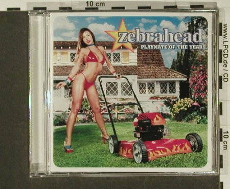 Zebrahead: Playmate Of The Year, Columbia(), A, 00 - CD - 59821 - 5,00 Euro