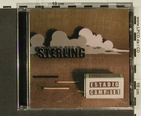 Sterling: Estadio Camp-Let, 6 Tr., Chrunchy Frog(), , 2005 - CD - 59970 - 5,00 Euro