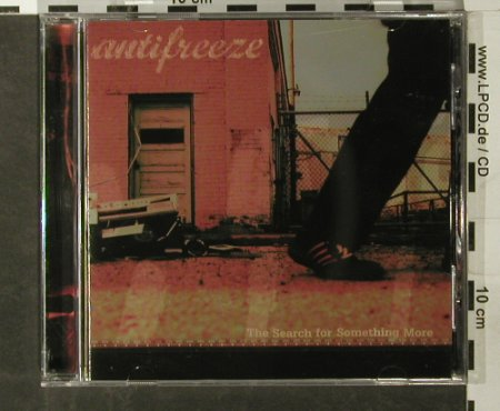 Antifreeze: The Search for Something More, Kung Fu(78818-2), US, Co, 2003 - CD - 60087 - 5,00 Euro