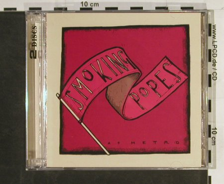 Smoking Popes: At Metro, co, Victory(VR295), US, 2006 - CD/DVD - 60134 - 11,50 Euro