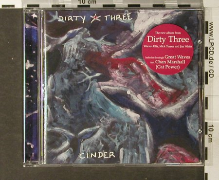 Dirty Three: Cinder, Bella Union(103), UK, 2005 - CD - 60474 - 10,00 Euro