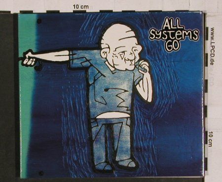 All Systems Go: Mon Chi Chi, Digi, Bad Taste(), EU, 02 - CD - 60631 - 10,00 Euro