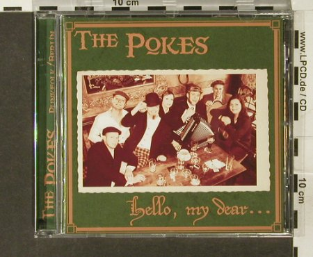 Pokes: Hello, my dear..., Puke Music(), , 2005 - CD - 60824 - 10,00 Euro