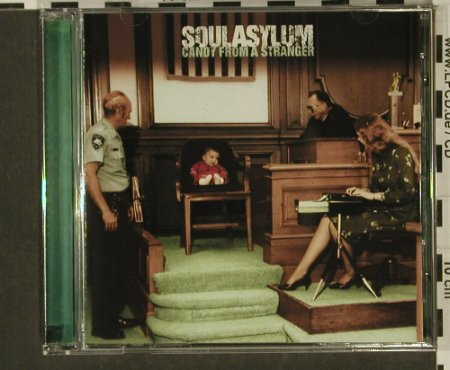 Soul Asylum: Candy From A Stranger, Columbia(), A, 98 - CD - 60913 - 5,00 Euro