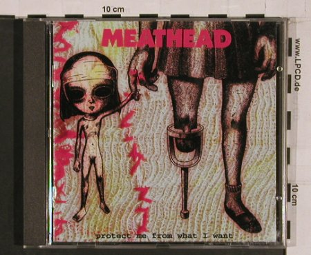 Meathead: Protect Me From What I Want,Promo, Dynamica(), D, 1997 - CD - 60949 - 5,00 Euro