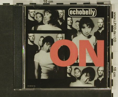 Echobelly: ON, RhythmKing(), A, 95 - CD - 61012 - 4,00 Euro