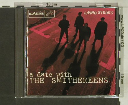 Smithereens: A Date With, RCA(), US, 1994 - CD - 61030 - 10,00 Euro