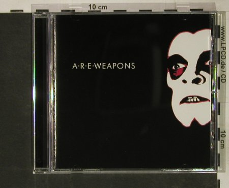 A-R-E-Weapons: Same, RoughTrade(), UK, 2003 - CD - 61352 - 7,50 Euro