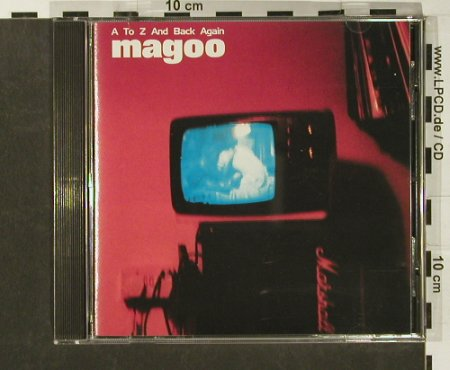 Magoo: A To Z And Back Again,5 Tr., Chemikal Underground(chem 011cd), UK, 97 - CD5inch - 61429 - 2,50 Euro