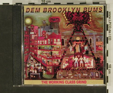 Dem Brooklyn Bums: The Working Class Grind, Bat Pack(), , 02 - CD - 61501 - 5,00 Euro