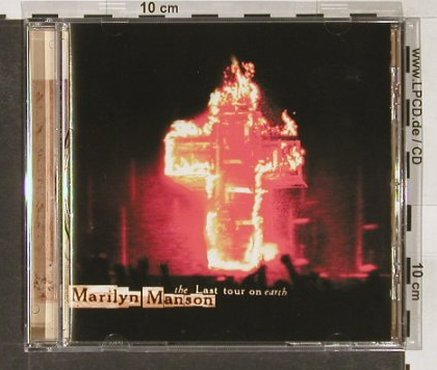 Manson,Marilyn: The Last Tour On Earth, NothingInt(), , 99 - CD - 61502 - 10,00 Euro