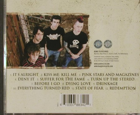 Useless Id: Redemption, Kung Fu(78834-2), , 2004 - CD - 61799 - 10,00 Euro