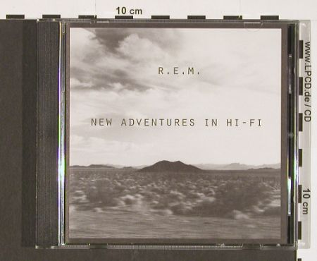 R.E.M.: New Adventures In Hi-Fi, WB(), D, 1996 - CD - 61815 - 7,50 Euro