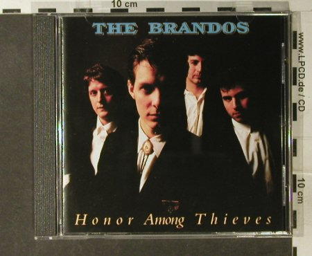 Brandos: Honor Among Thieves, SPV(076-93872), D, 1993 - CD - 61914 - 7,50 Euro