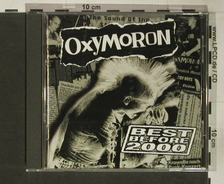 Oxymoron: Best Before 2000, Knock Out / Cargo(), , 2000 - CD - 62241 - 10,00 Euro
