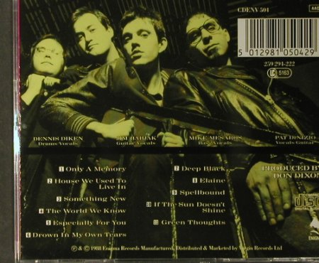 Smithereens: Green Thoughts, Enigma(), D, 88 - CD - 62406 - 5,00 Euro