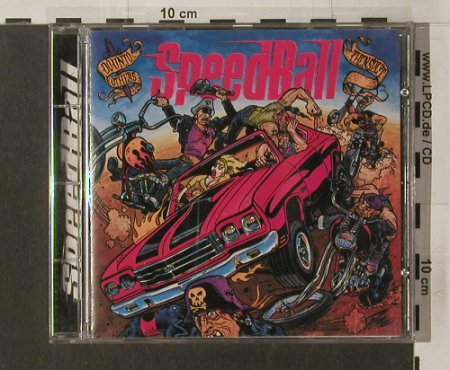 Speedball: Do Unto Others, Then Split, Energy(), D, 95 - CD - 63218 - 5,00 Euro