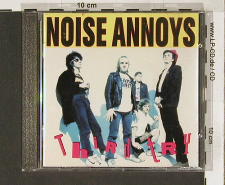 Noise Annoys: Third Step, Virgin(), , 91 - CD - 63262 - 5,00 Euro