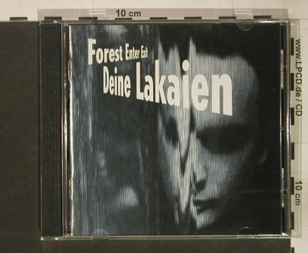 Deine Lakaien: Forest Enter Exit, Gymnastic(GYM 616), D, 1993 - CD - 63443 - 10,00 Euro