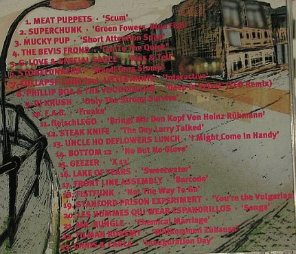 V.A.Introducing Vol.1,2,3,: 23 Tr.-Meat Puppets...Chris&Carla, Indigo(), D,  - CD - 63466 - 5,00 Euro
