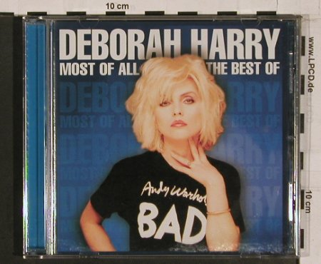 Deborah Harry: Most of all , The Best of, Chrysalis(), D, 99 - CD - 63564 - 10,00 Euro