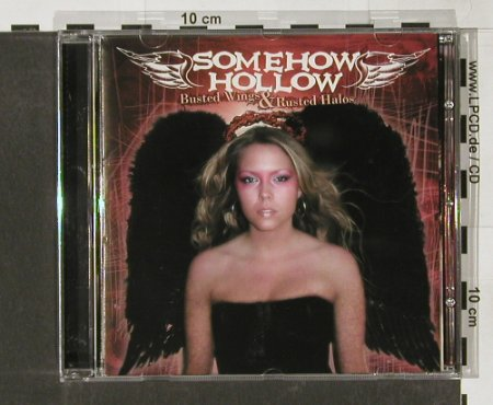 Somehow Hollow: Busted Wings & Rusted Halos, Victory(VR 191), , co, 03 - CD - 63591 - 2,50 Euro