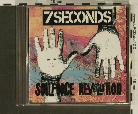7 Seconds: Soulforce Revolution, Restless(), D, 89 - CD - 64060 - 5,00 Euro