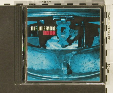 Stiff Little Fingers: Tinderbox, Abstract(SLF 100), D, 1997 - CD - 64232 - 7,50 Euro