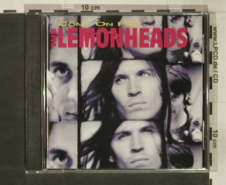Lemonheads: Come On Feel, Atlantic(), D, 1993 - CD - 64242 - 5,00 Euro