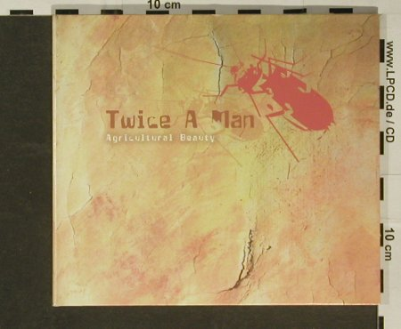 Twice A Man: Agricultural Beauty,Digi, Yellow Ltd(), D, 02 - CD - 64339 - 6,00 Euro
