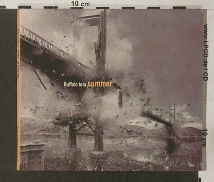 Buffalo Tom: Summer, Digi, BBQ(49cd), UK, 1995 - CD5inch - 64562 - 2,50 Euro