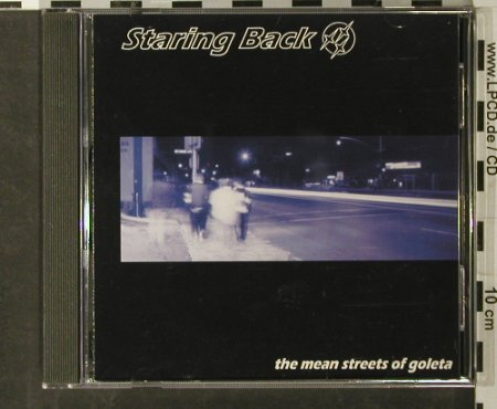 Staring Back: The Mean Streets Of Goleta, vg-/vg+, Lobster Rec.(), US, co, 1999 - CD - 64732 - 2,50 Euro