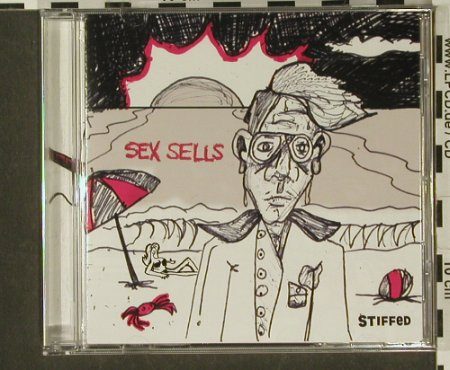 Stiffed: Sex Sells, 6Tr., Cool Hunter(CHcd0003), UK, 2003 - CD - 64881 - 4,00 Euro
