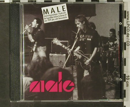 Male: Same, + 8 Bonus, RoughTrade(), D, 1995 - CD - 64892 - 10,00 Euro