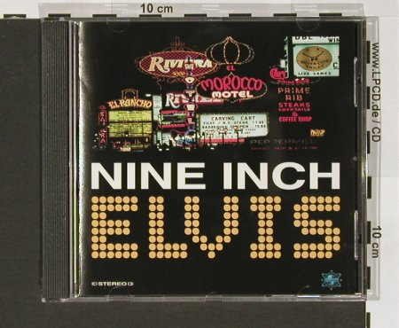 Nine Inch Elvis: Same, Invisible(INV165), US, 00 - CD - 64934 - 4,00 Euro