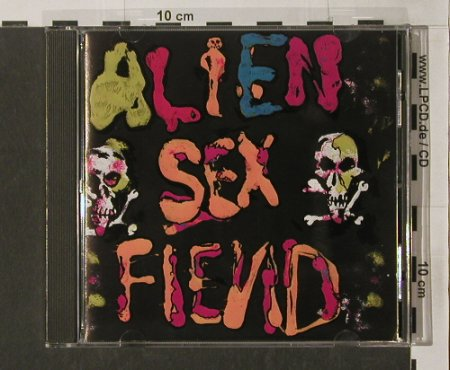 Alien Sex Fiend: Same, Anagram(GRAM25), UK, 1986 - CD - 64989 - 10,00 Euro