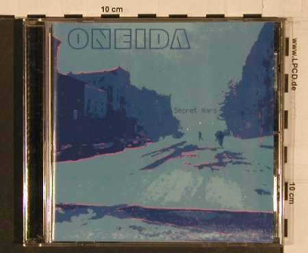 Oneida: Secret Wars, RTD(), EU, 04 - CD - 65179 - 10,00 Euro
