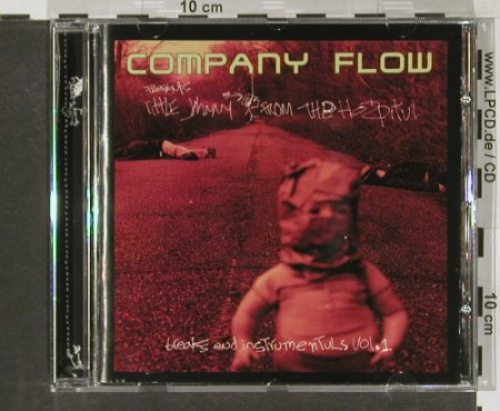 Company Flow: Little Johnny From The Hospitul, Rawkus(), EU, 99 - CD - 65818 - 7,50 Euro