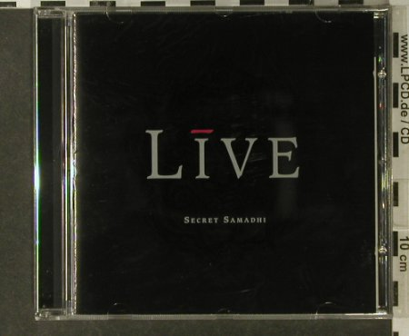 Live: Secret Samahdi, Radioactive(111 590-2), EEC, 1997 - CD - 65874 - 7,50 Euro